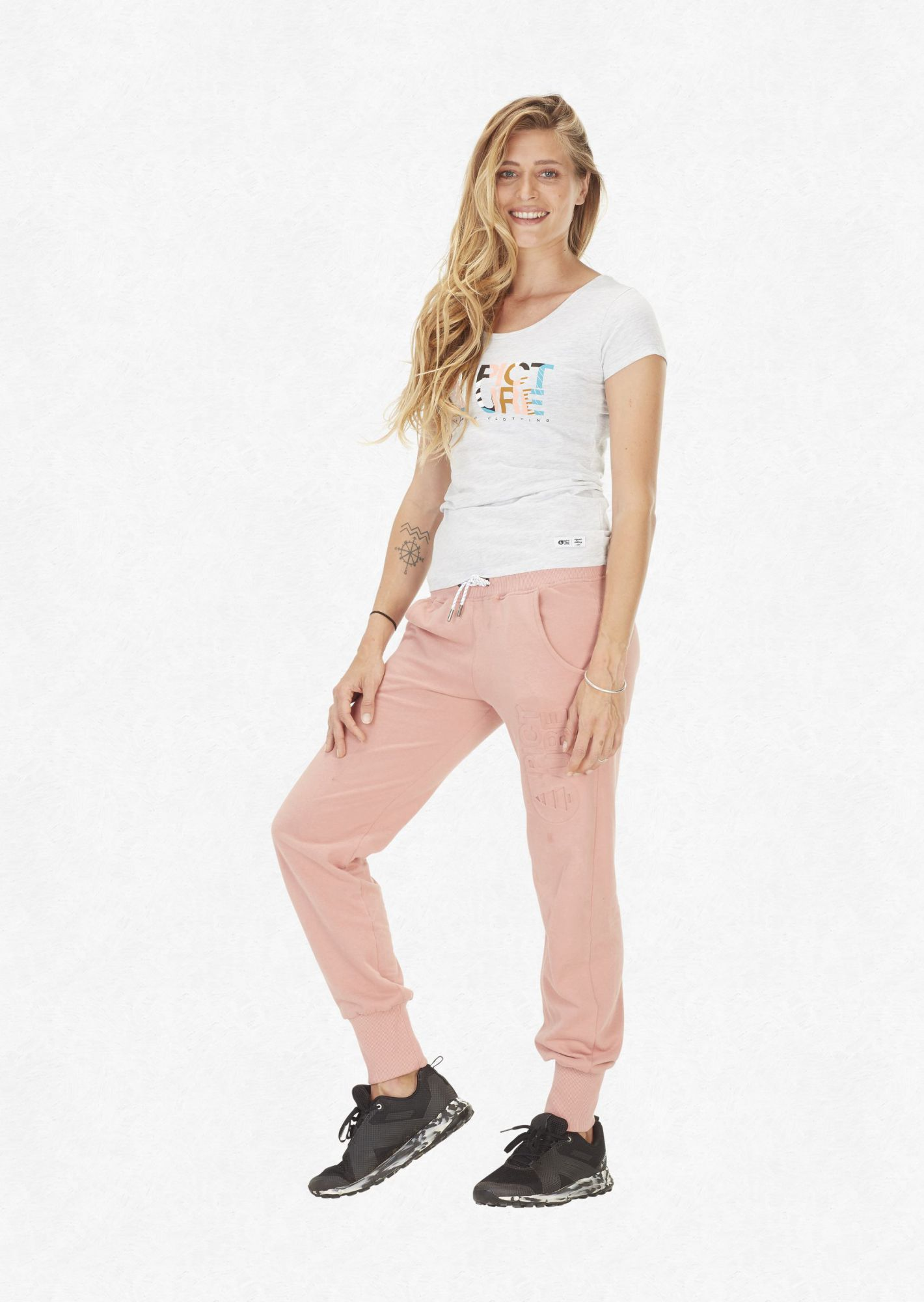 Jogging Femme Picture Cocoons Rusty Pink