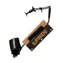 Leash de bodyboard PRIDE Standard S18 Black