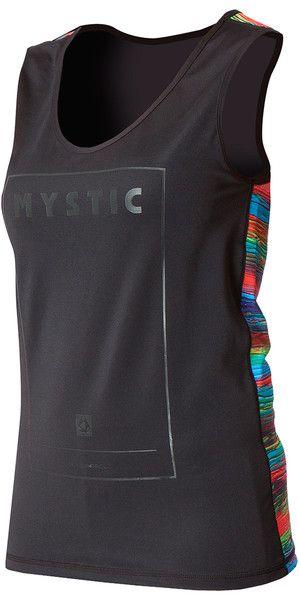 Lycra femme mystic sans manches Dazzled quickdry tanktop Rainbow