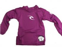 Lycra ML enfant Rip Curl GROM CORPO anti UV S18 Purple