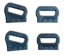 NORTH KITEBOARDING ENTITY STRAP BUCKLE SET (4PCS)