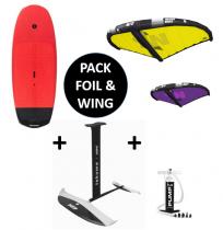 Pack TAKUMA ZK SUP/WING CARBON + WING VR V3 + FOIL LOL 1600 ACarbon 2020/2021