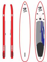 Paddle Surfpistol ISUP 14\' x 28 \'\' 2020