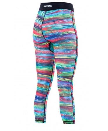 Pantalon Lycra Femme Mystic Dazzled pants Rainbow