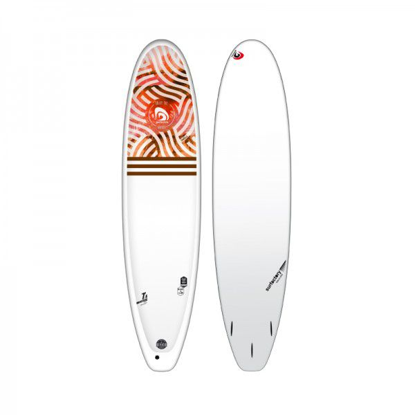 "Planche de surf Surfactory Malibu 7\'4\"""