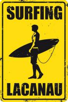 PLAQUE SURFING LACANAU