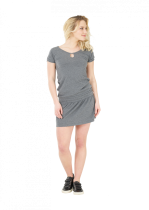 Robe Picture PARADISE 5 DRESS Dark Grey