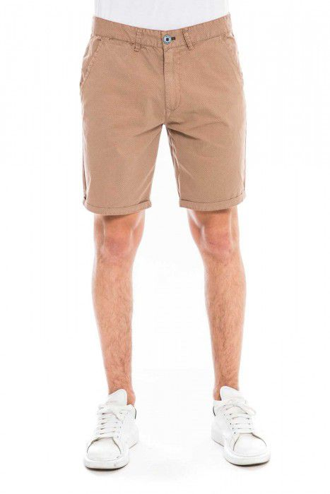 Short homme Waxx Curb chino Mocca