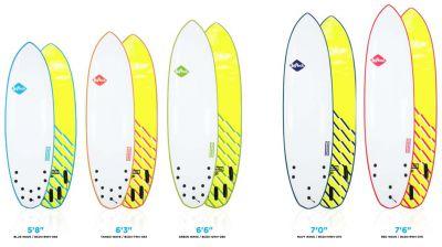 Surf BRAINCHILD FCS II