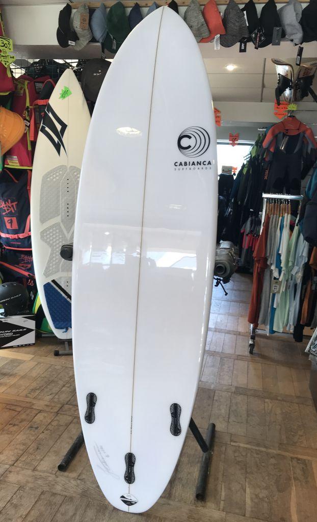 Surf CABIANCA CANDY CUSTOM FCS II 3 fins