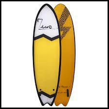 SURF ZEUS SOFTBOARD 6\'2 FISH