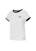 Tee Shirt Femme Picture Heritage White