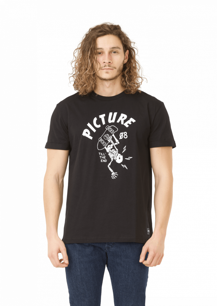 Tee Shirt Picture Edition Black