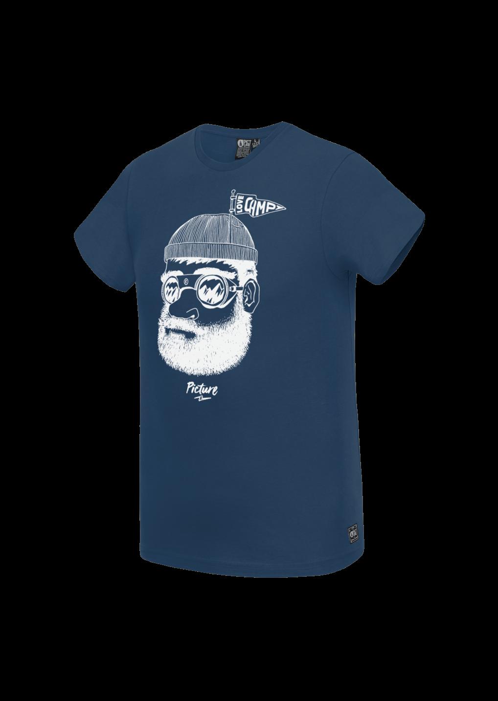 Tee Shirt Picture Pinecliff Dark Blue