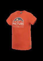 Tee Shirt Picture Yukon Burnt Orange