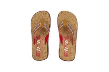 TONG COOL SHOES EVE SLIGHT CORK LTD S19
