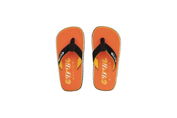 tong cool shoes original orange