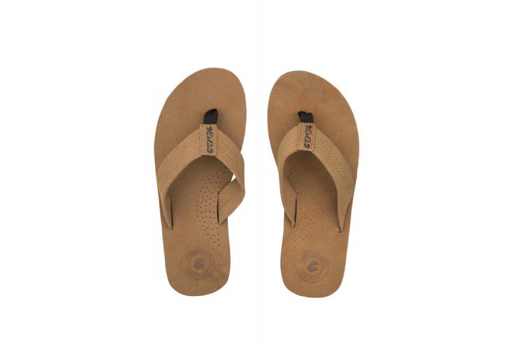 Tongs Cool Shoe Miral Brown S18