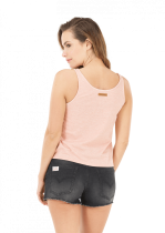 Top Femme Picture IVORY TOP Pink