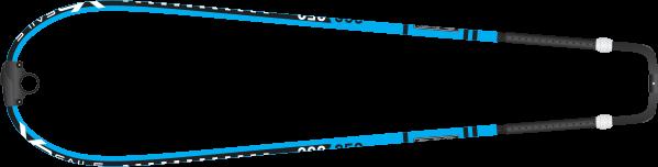 Wishbone Carbon XO-Sails SX1000.