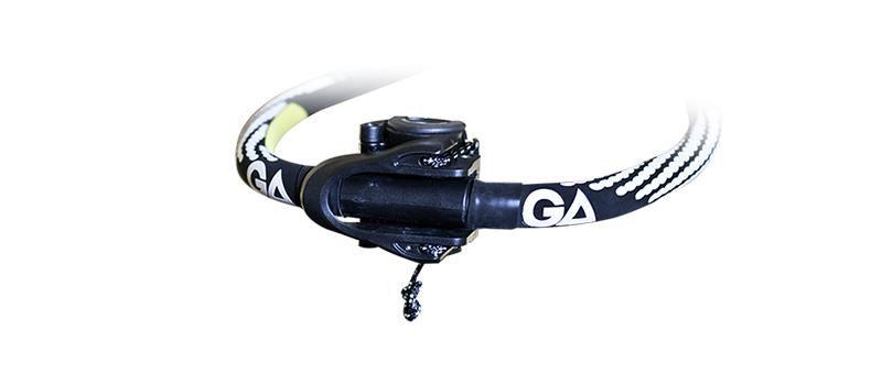 Wishbone de windsurf BLACK LINE GAASTRA Alu T8