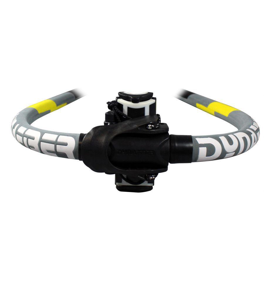 Wishbone Dynafiber Monocoque Carbon Pro 100%  Ø29 200/250 Grey